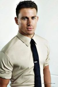 Ok, now that I've mentioned Channing Tatum, I may as well share a photo of him. (You're welcome, ladies)